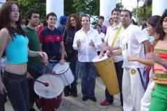 """Grabación video """"Pa'lante"""""""